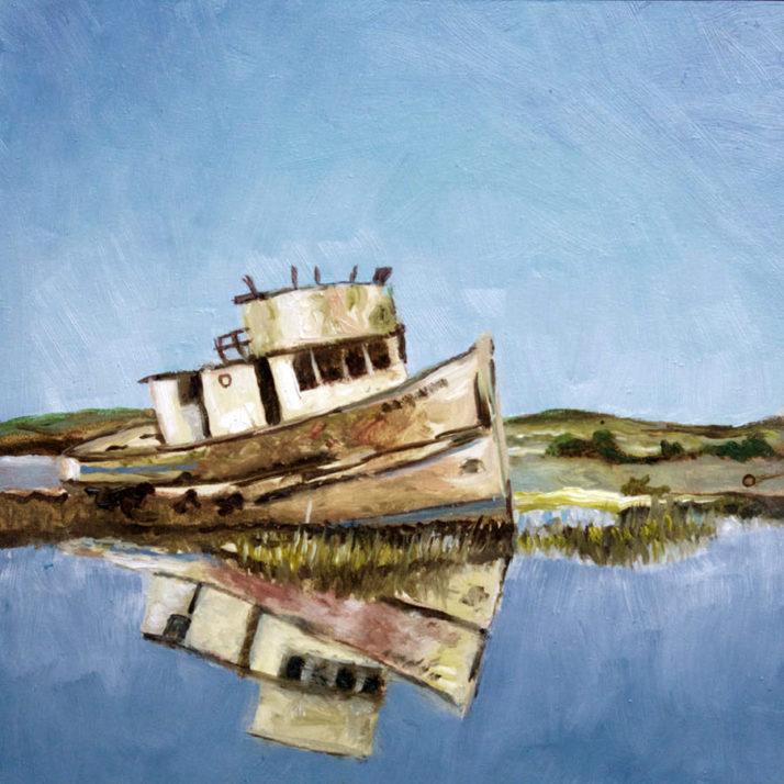 Pt Reyes ship wreck, 6