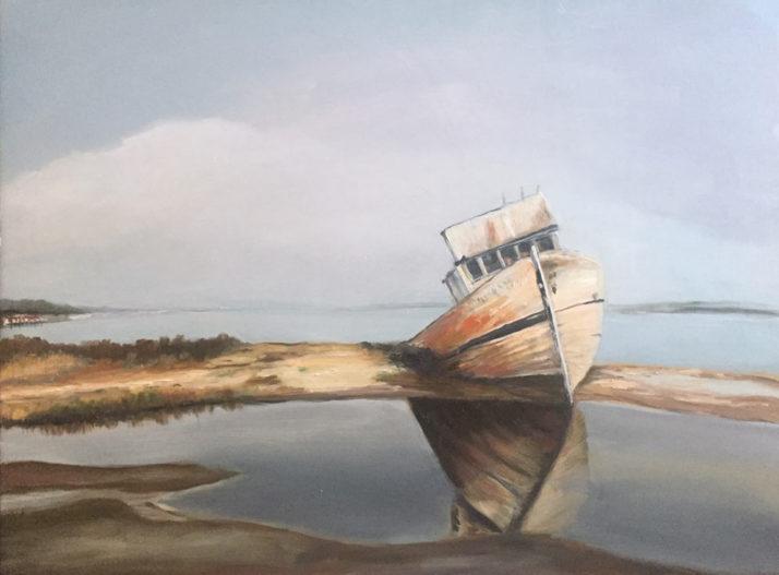 Pr. Reyes Ship wreck, 24
